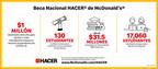 McDonald's otorgará $1 millón en becas para ayudar a los estudiantes Hispanos durante la pandemia