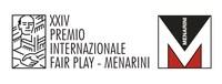XXIV International Fair Play Menarini Award Logo