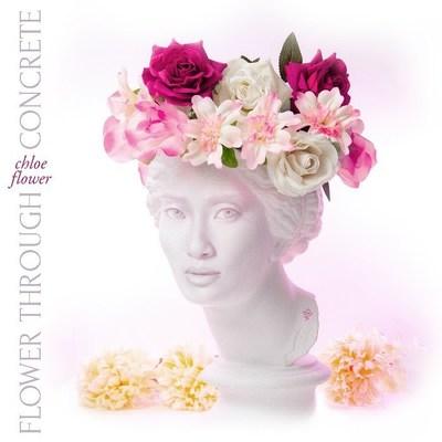 CHLOE FLOWER – FLOWER THROUGH CONCRETE – AVAILABLE NOW
