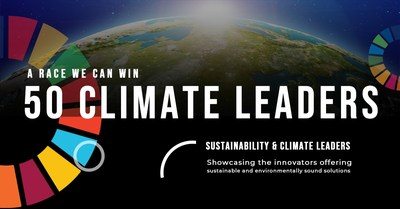 TBD Media Group's 50 Sustainability & Climate Leaders campaign