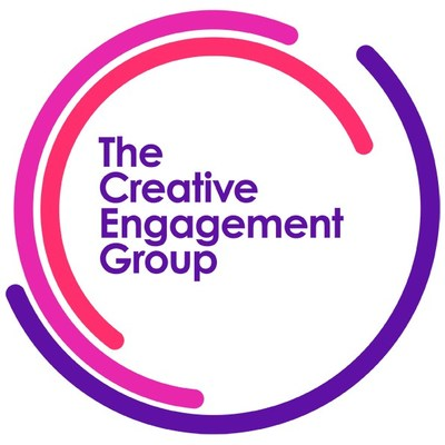 The Creative Engagement Group Logo