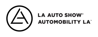 LA Auto Show and AutoMobility LA Lock-Up Logo
