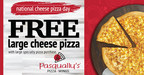 Pasqually's Pizza & Wings Celebrates National Cheese Pizza Day