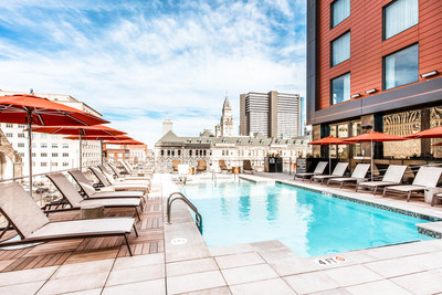 Cambria Hotel Nashville Downtown (PRNewsfoto/Choice Hotels International, In)