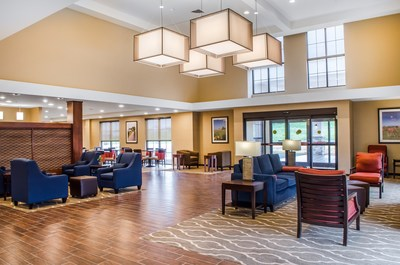 Comfort Suites Manheim – Lancaster (PRNewsfoto/Choice Hotels International, In)