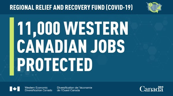 Regional Relief And Recovery Fund Support For Western Canadian Businesses Tops 154 Million