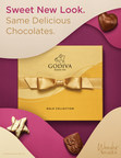 GODIVA Unveils Contemporary New Design of its Iconic Gold Collection and More Personalization for Consumers Ahead of its 95th Anniversary