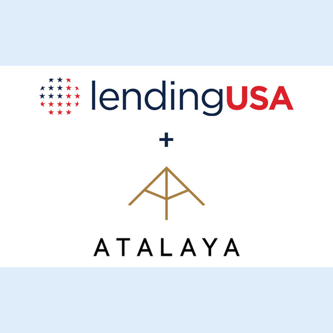 LendingUSA Receives New $200 Million Investment Commitment From Atalaya