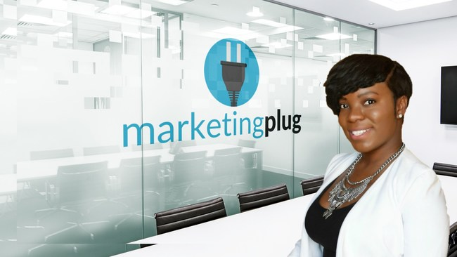 Renita Williams - Founder of The Marketing Plug