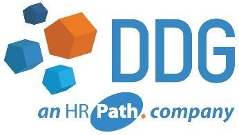 DDG Logo (PRNewsfoto/HR Path)