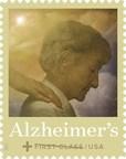 Alzheimer's Semipostal Fundraising Stamp Returning