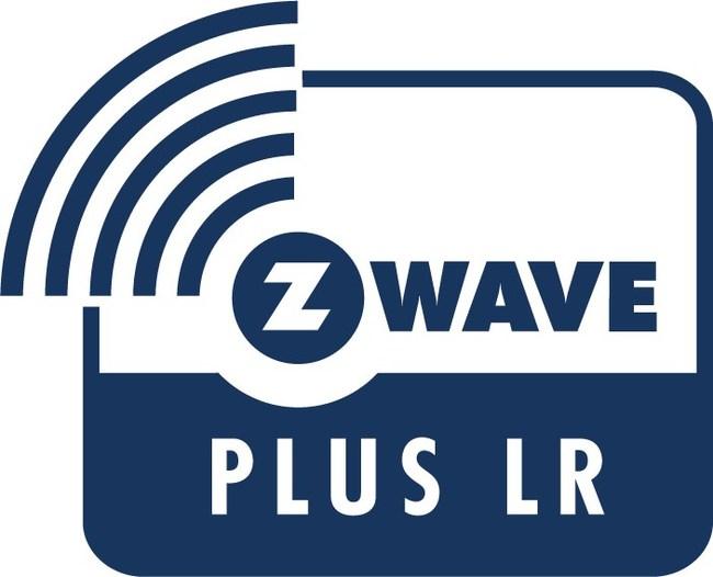Z-Wave Plus Long Range Logo
