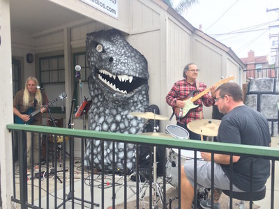 The Pandemic Porch Jam - Johnny Rock Band