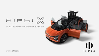 The Evolvable Super SUV HiPhi X