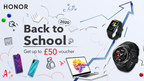 """HONOR Back to School 2020 Adds Special Deals for New Products to """"Expand Your Smart Life"""""""