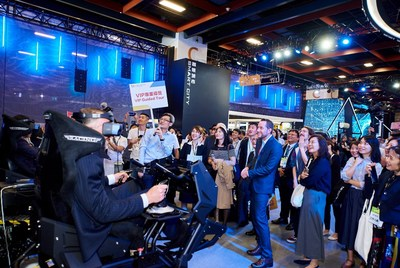 The Taiwan Innotech Expo 2019 attracted a large number of domestic and foreign visitors.