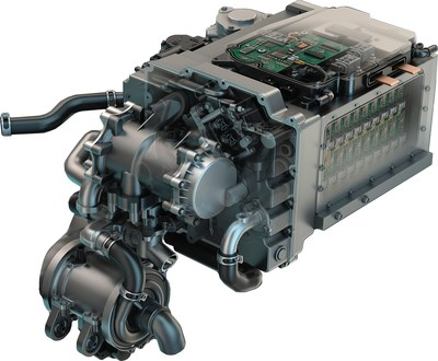 Hydrotec fuel cell system from General Motors