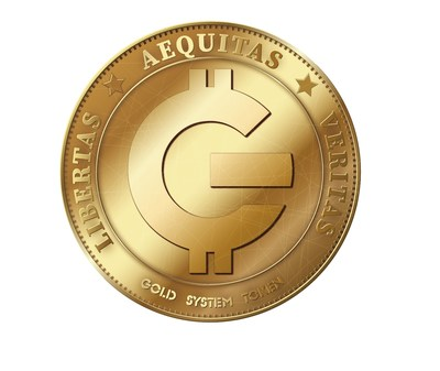 Gold System Token GST logo