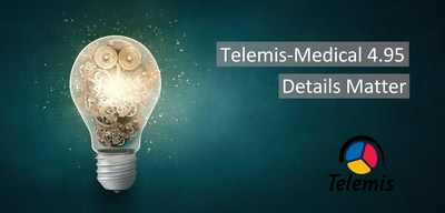 The latest version of Telemis-Medical enables greater user customization (PRNewsfoto/Telemis)