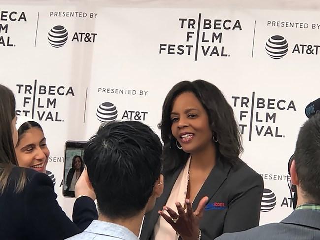 Tribeca Film Festival Emoji Documentary Premier