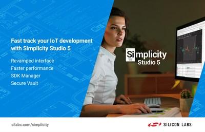 Simplicity Studio 5: the best IoT developer tools