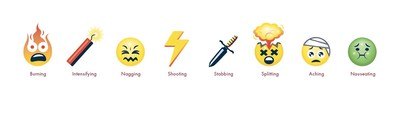 To help consumers better identify and address their own everyday aches and pains, Advil is introducing a modernized scale to expand our pain lexicon with the common symbols we already use every day: emojis.