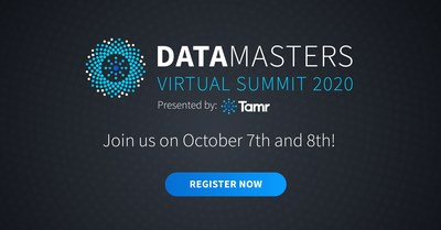 DataMasters Summit presented by Tamr. A two day (October 7th and 8th) virtual event focused on accelerating data-driven business outcomes. Register to attend!