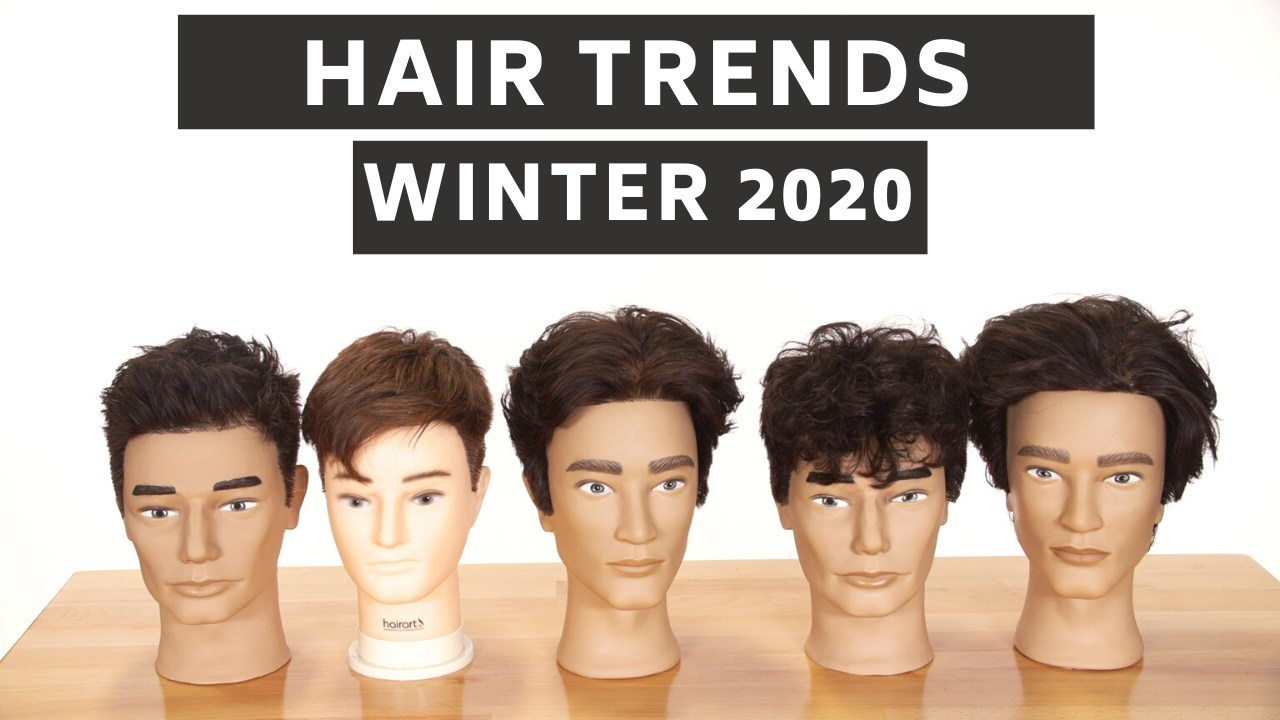 Top 5 Trending Men S Hairstyles In Winter 2020 Thesalonguy Celebrity Hairstylist