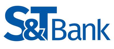 New S&T Bank logo (PRNewsFoto/S&T Bank)