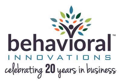 Behavioral Innovations - celebrating 20 years in business (PRNewsfoto/Behavioral Innovations)