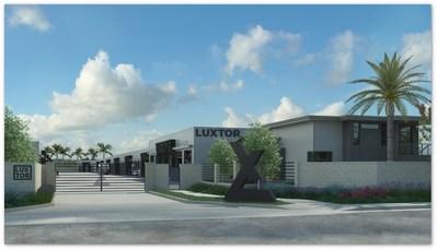 Luxtor Entrance and Garage Condos