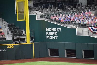 (PRNewsfoto/Monkey Knife Fight)