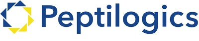 Peptilogics is a clinical-stage biotechnology platform company leveraging computational design to discover novel peptide therapeutics. (PRNewsfoto/Peptilogics)