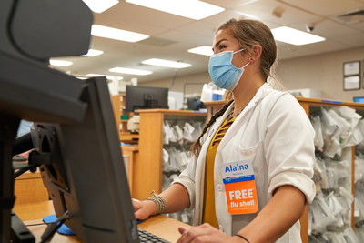 Kroger expands nationwide flu shot program to help combat the challenges of COVID-19.