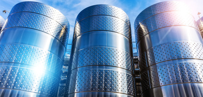 National Storage Tank is a premier provider of Stainless Steel Tanks for Wineries, Agriculture and the Food & Beverage industries.