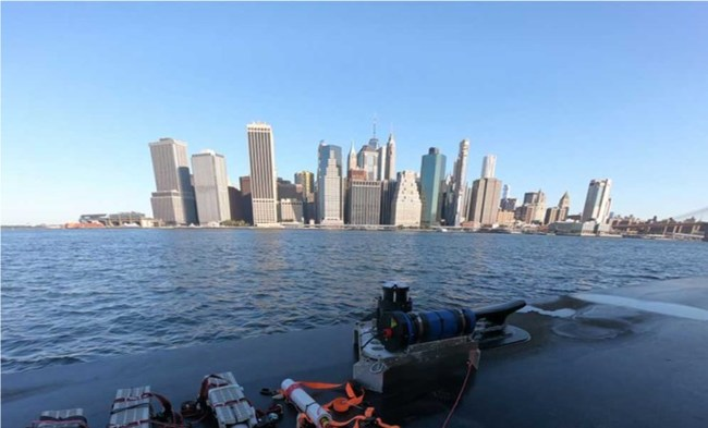 CAS Group is truly coastlines to skylines. The firm has performed multiple MetOcean data gathering programs utilizing its inventory of instrumentation to support the design of waterfront projects including two on the East River in New York City.