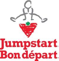Canadian Tire Jumpstart Logo (CNW Group/Canadian Tire Jumpstart)