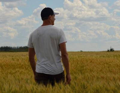 ALUS Canada annonce une commandite de 100 000 $ de Silk(MD) pour le projet New Acre afin d'appuyer la gestion et la restauration de 90 acres de terres agricoles dans sept collectivités au Canada. (Groupe CNW/ALUS Canada)