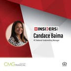 CMG Financial's Candace Baima Recognized as 2020 HousingWire Insider