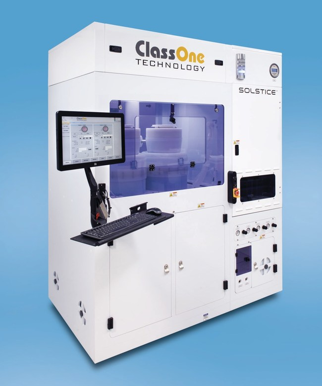 Solstice LT Electroplating System from ClassOne Technology