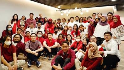 Waresix Team at Waresix Office (PRNewsfoto/Waresix)