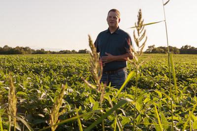 Farmer Carter Morgan, Georgetown, Illinois