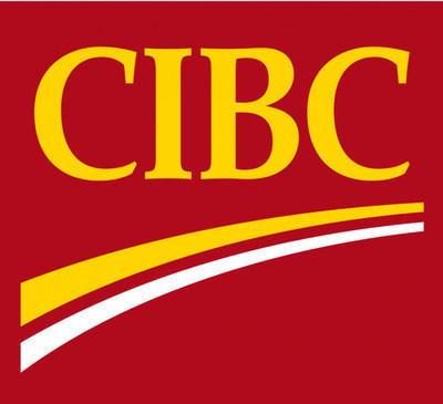 CIBC Logo (CNW Group/CIBC) (Groupe CNW/CIBC)