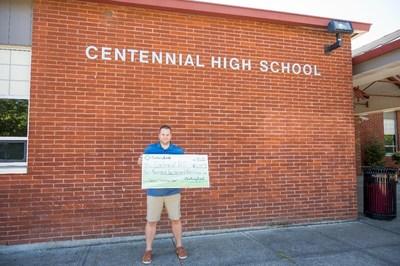 Michael Miller – Centennial High School in Portland, OR