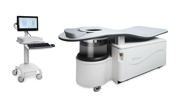 QT Ultrasound Breast Scanner