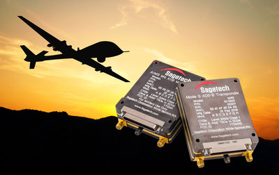 Sagetech Avionics will employ a global network of resellers to supply miniature, certified transponders to military and civil drone manufacturers.