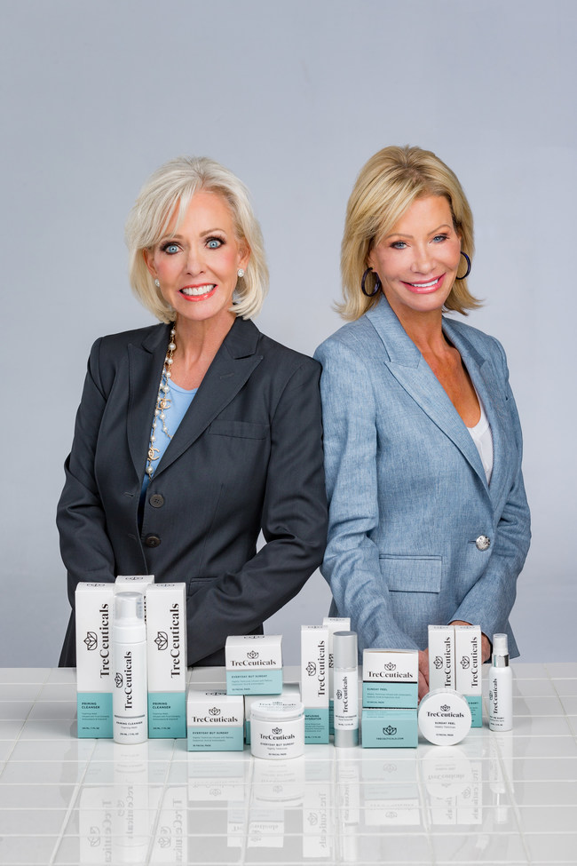 TreCeuticals Co-Founders, Sharon Skarr and Erin Miles