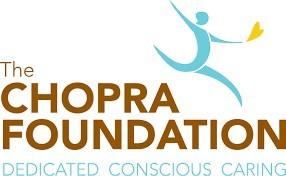 The Chopra Foundation Logo