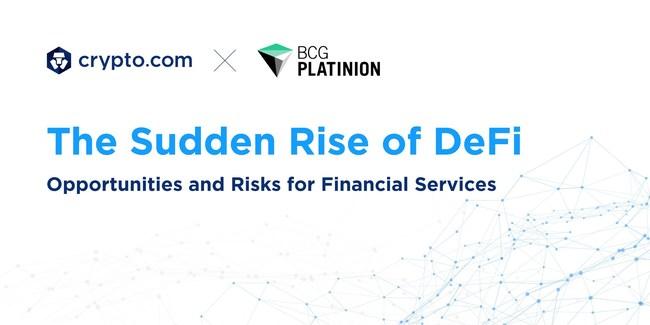 Crypto.com x BCG Platinion (PRNewsfoto/Crypto.com)