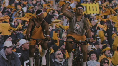 Pepsi X Steelers MFFW Campaign